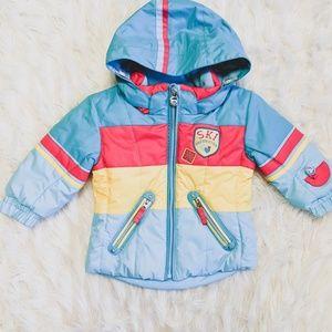 Ski Obermayer Toddler Girl Posh Ski Jacket